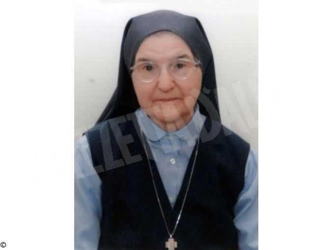 Una sorella semplice e buona: la comunità Albese dice addio a suor Maria Innocenza