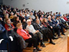 Laudato si' Gazzetta d'Alba e compagnia del Nostro teatro di Sinio: la fotogallery 1