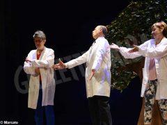 Laudato si' Gazzetta d'Alba e compagnia del Nostro teatro di Sinio: la fotogallery 3