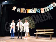 Laudato si' Gazzetta d'Alba e compagnia del Nostro teatro di Sinio: la fotogallery 4