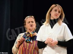 Laudato si' Gazzetta d'Alba e compagnia del Nostro teatro di Sinio: la fotogallery 6