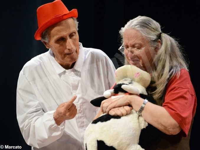 Laudato si' Gazzetta d'Alba e compagnia del Nostro teatro di Sinio: la fotogallery 7