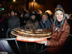 Alba: grande partecipazione al Capodanno in piazza 5