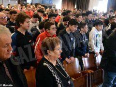 Festa di premiazione e Messa di fine anno all'Enologica di Alba 1