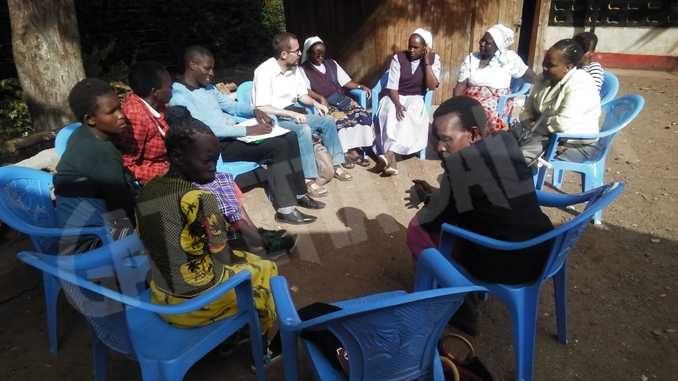 Alessandro Rolfo, missionario braidese parla di Kenia a Sant'Antonino