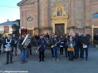 La Befana porta l'aperitivo con la Banda musicale di Magliano Alfieri