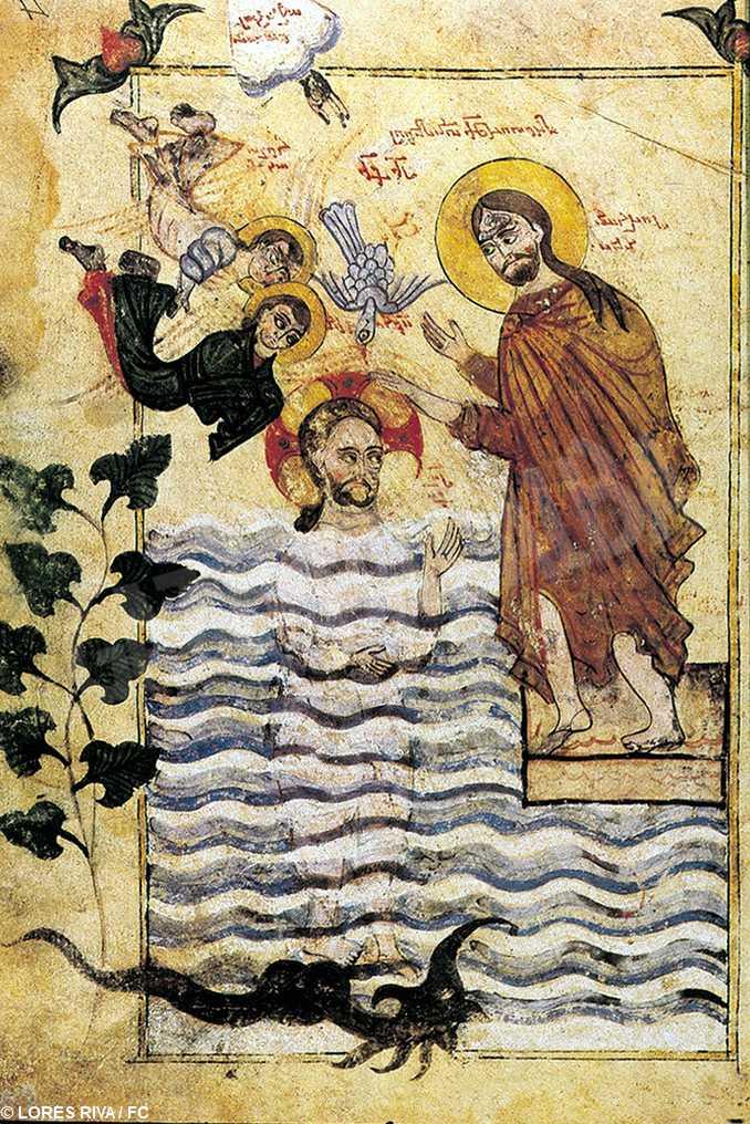 battesimo gesu