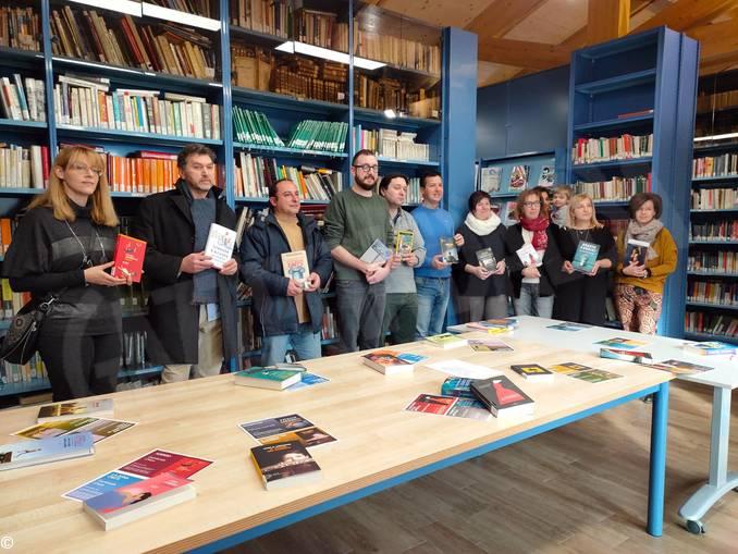 biblioteca san damiano 1