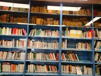 Letture ad alta voce per bambini alla biblioteca di San Damiano 1