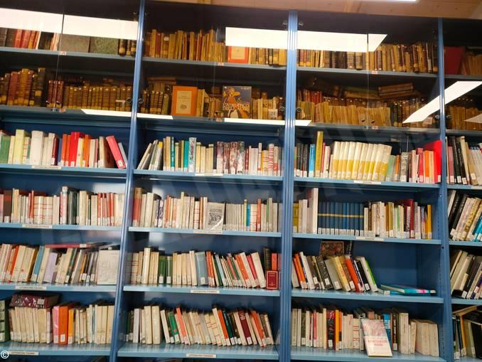 biblioteca san damiano 2