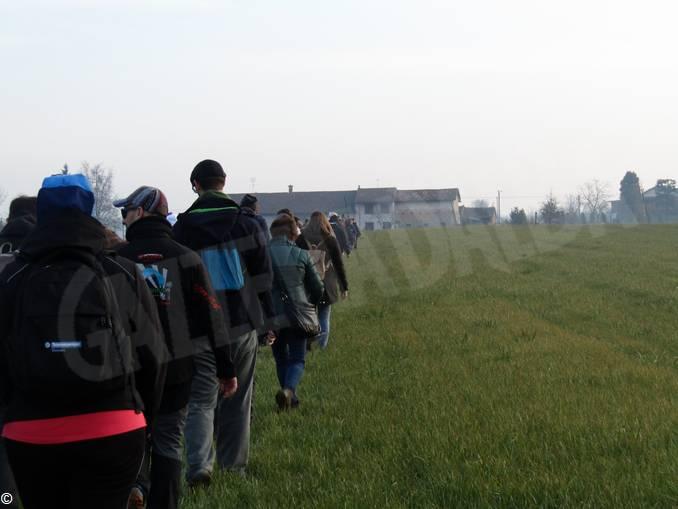 camminata nella campagna ceresolese 2