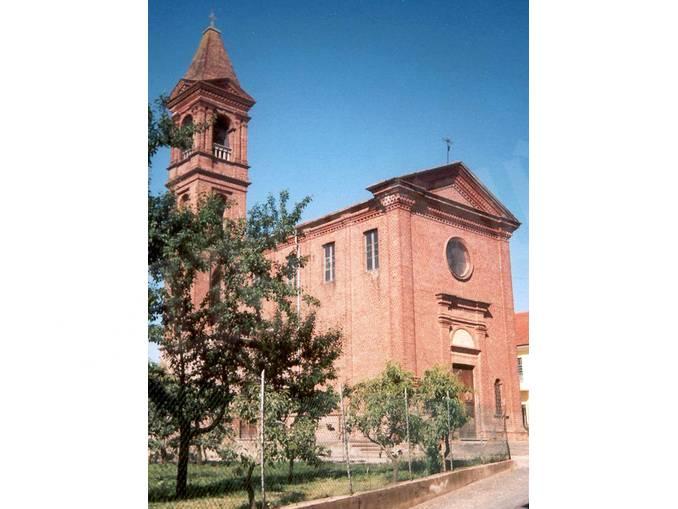 chiesa di Sant'Antonio Ceresole