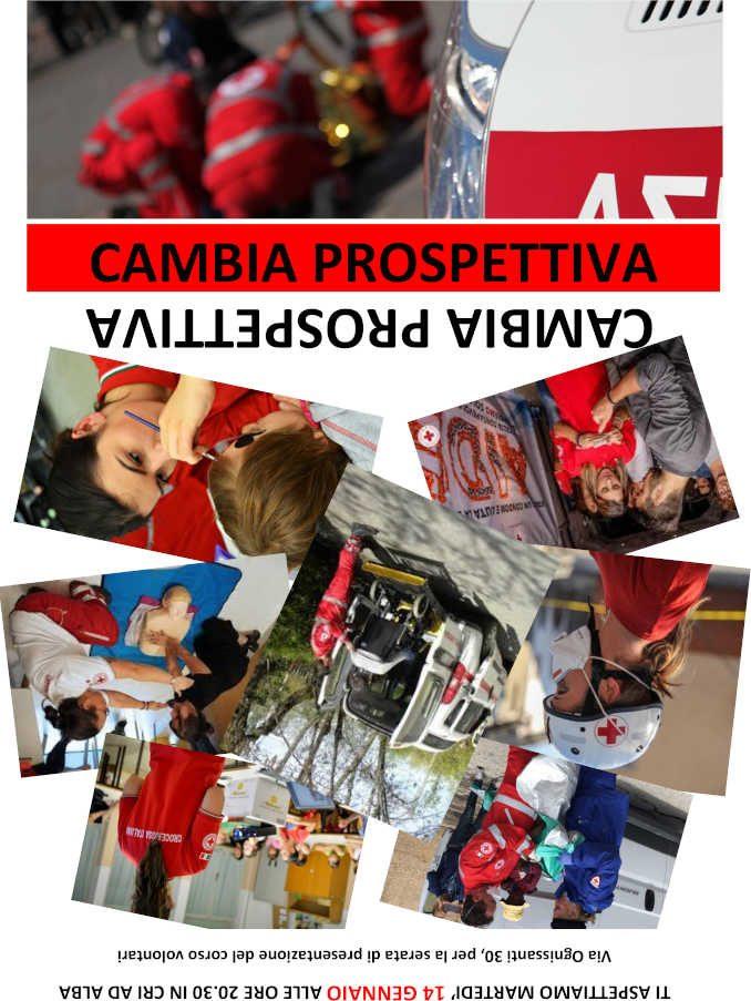 La Croce rossa di Alba cerca nuovi volontari: al via il corso di formazione