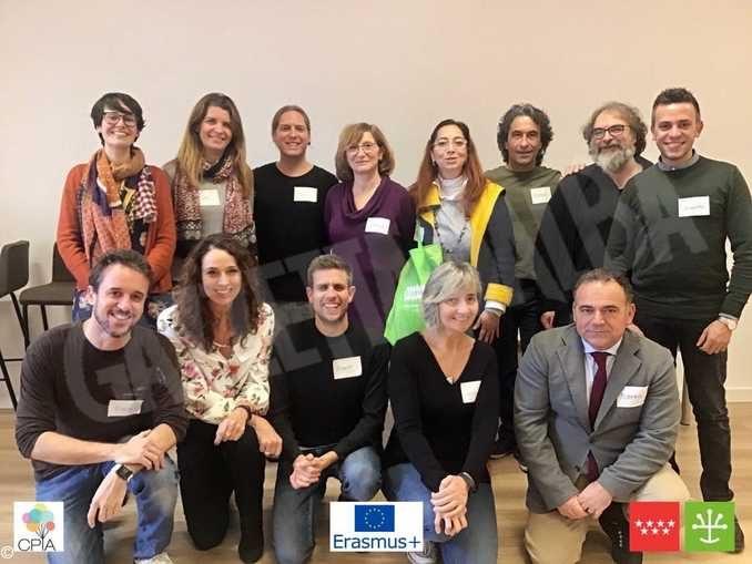 Dal Cpia di Alba a Madrid per aprire collaborazioni internazionali