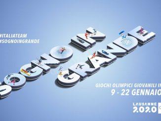 Olimpiadi invernali giovanili: Kinder Joy of moving sponsor della Nazionale italiana
