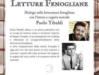Letture fenogliane con Paolo Tibaldi a Magliano Alfieri