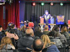 Che spettacolo con il mago Sales al museo della magia!