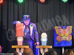 Che spettacolo con il mago Sales al museo della magia! 1