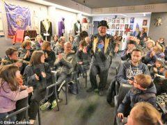 Che spettacolo con il mago Sales al museo della magia! 3