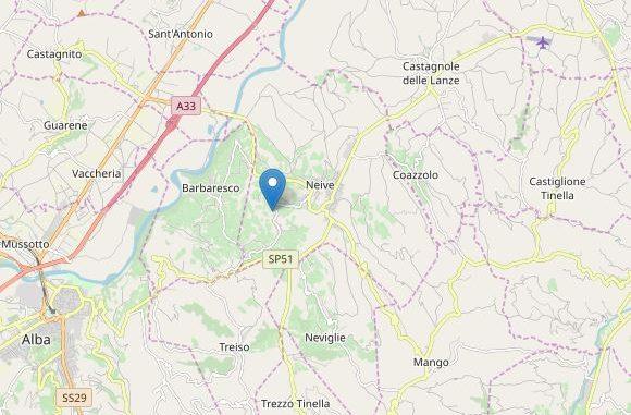 Terremoto in Piemonte: il sisma con epicentro a Neive ha raggiunto 202 mila persone