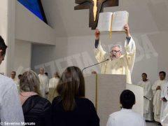 A Montà inaugurata la chiesa ristrutturata