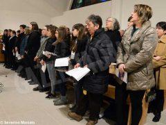 A Montà inaugurata la chiesa ristrutturata 1