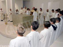 A Montà inaugurata la chiesa ristrutturata 5