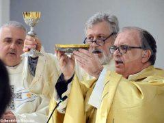 A Montà inaugurata la chiesa ristrutturata 12