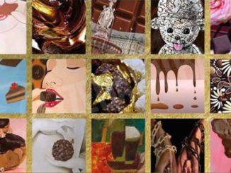 Cioccolato, cibo degli Dei nella versione degli artisti
