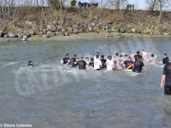 Per l'epifania della comunità ortodossa si ripete il rito della benedizione dell'acqua 4