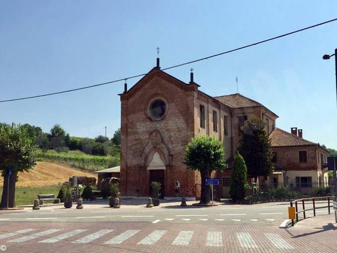 Domenica 26 festa nella borgata sandamianese di San Giulio