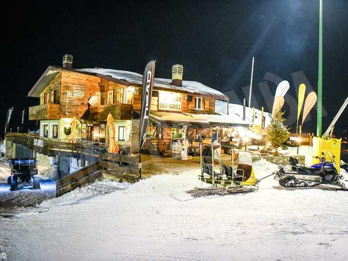 ski grill chalet Prato Nevoso