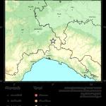 Terremoto in Piemonte: in serata e nella notte nuove piccole scosse