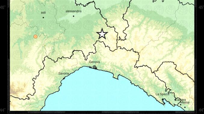 Terremoto in Piemonte: nella notte terza piccola scossa