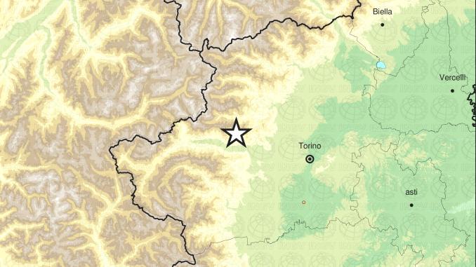 Terremoto in Piemonte, nelle ultime 24 ore lievi scosse nel Cuneese e nel Torinese