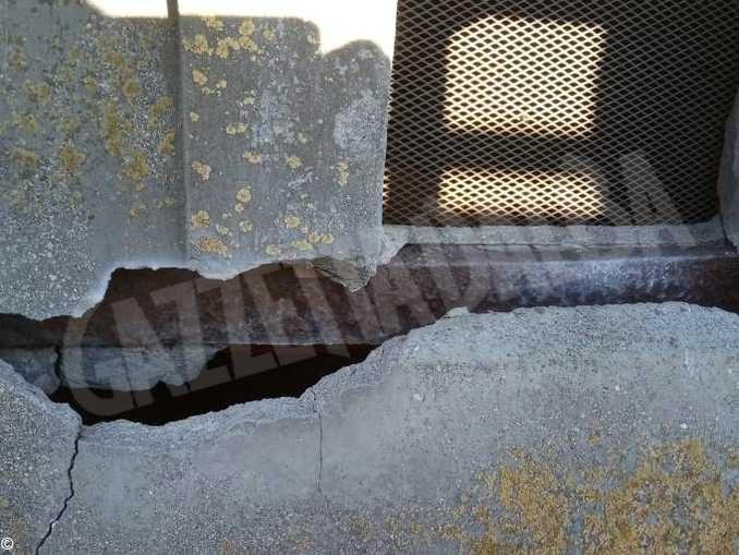 Danni alla torre del santuario della Moretta, cade un calcinaccio. Sospeso l'uso delle campane 2