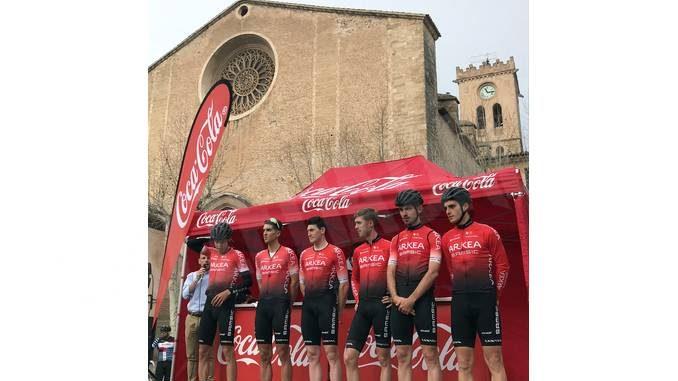 Ciclismo: Diego Rosa al quinto posto al Challenge Maiorca