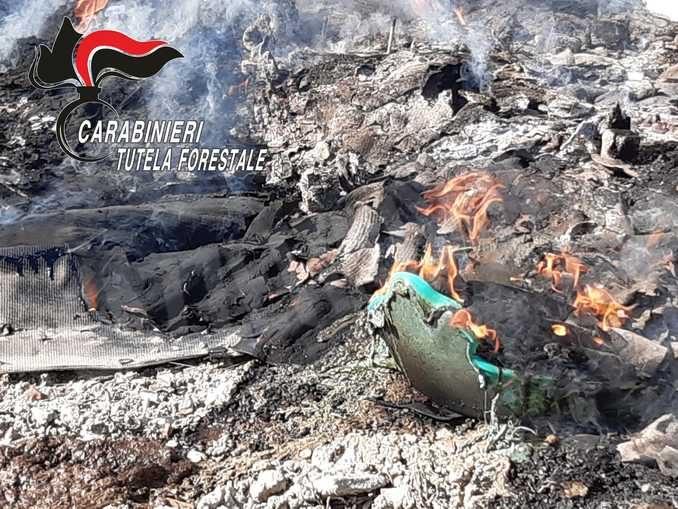 Avevano gettato rifiuti vicino al rio Colania, individuati, multatie costretti a pulire