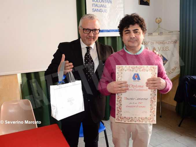 Avis Vincenzo Cantarosso