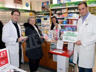 Raccolta dei farmaci per aiutare i bisognosi 3