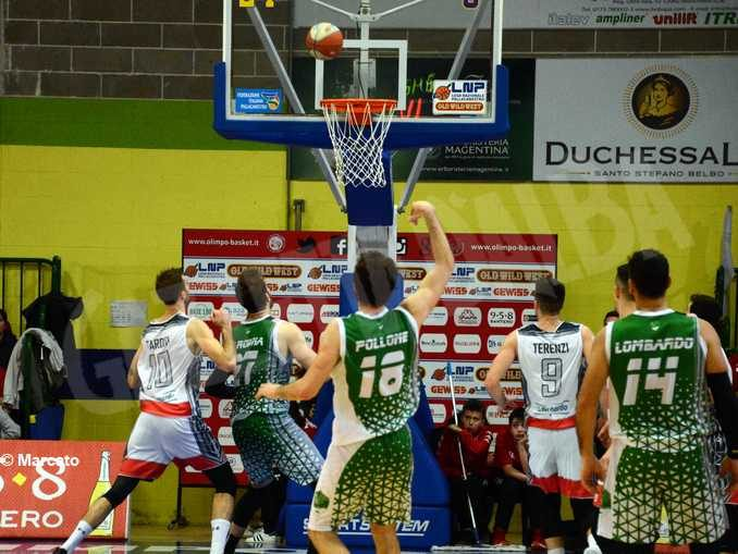 Basket: l'Olimpo Alba allunga la serie positiva 6