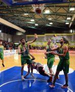 Basket, serie B: un super Olimpo mette ko Omegna 3