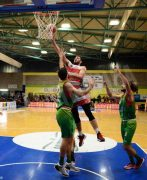 Basket, serie B: un super Olimpo mette ko Omegna 4