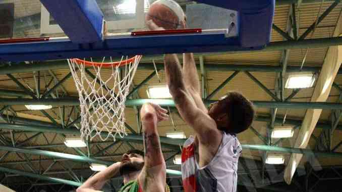 Basket, serie B: un super Olimpo mette ko Omegna 5
