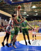 Basket, serie B: un super Olimpo mette ko Omegna 7