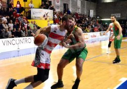Basket, serie B: un super Olimpo mette ko Omegna 8