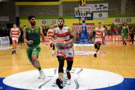 Basket, serie B: un super Olimpo mette ko Omegna 10