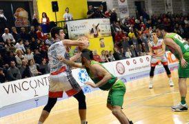 Basket, serie B: un super Olimpo mette ko Omegna 11