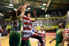Basket, serie B: un super Olimpo mette ko Omegna 12
