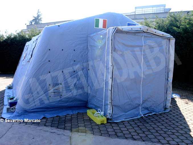 Bra Pronto Soccorso tenda